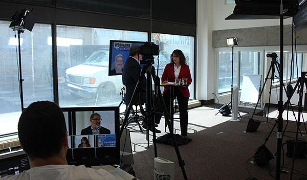 Rousseau Communication plateforme vidéo